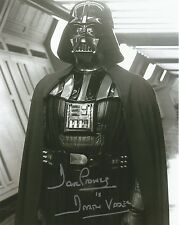 Dave Prowse as Darth Vader from Star Wars private signing hand signed photo UACC