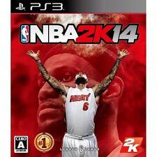 NBA 2K14 PlayStation 3 PS3