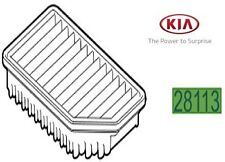 Genuine Kia Ceed 2012-2016 Air Filter Replacement Element 28113A5800