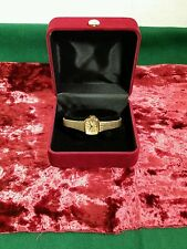 Gruen vintage ladies 10K.Gold filled  Quartz watch.