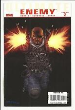 ULTIMATE ENEMY # 2 (MARVEL COMICS, APR 2010), VF/NM