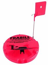 **NEW Frabill 1660 Pro Thermal Tip-Up Orange Ice Fishing