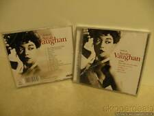 THE BEST OF SARAH VAUGHAN CD 16 TOP SONGS WHAT A DIFFERENCE A DAY MAKES + NEW