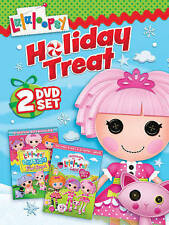Lalaloopsy: Holiday Treat - Double Feature [DVD]