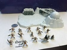 Micro Machines Star Wars Lot Of 15 Rebel Hoth Soldiers V2