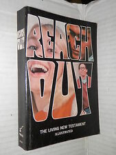 REACH OUT Living New Testament Taylor Myra Nickerson Schmerler Tyndale House