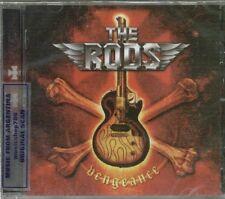 THE RODS VENGEANCE SEALED CD NEW