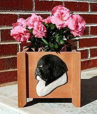 Newfoundland Planter Flower Pot Landseer