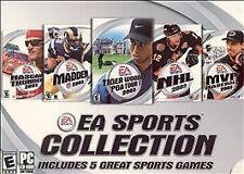 The EA Sports Collection - PC, Acceptable Video Games