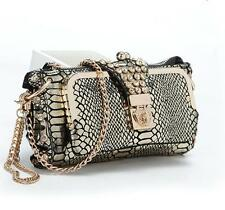 ladies Rhinestone pearl chain Handbags crossbody Shoulder Messenger Evening Bags