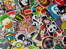 Sticker Decal Aufkleber Stickerbomb-Set (5G11) 50 Super Sticker in Glanz-Optik
