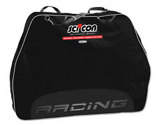 Bolsa Con Tapa Bici Portabicicletas SCICON TRAVEL PLUS CARRERAS RACING ACOLCHADO
