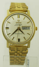 Vintage 1969 Omega Constellation Day Date Automatic Watch Cal 751 Ref CD 168.016