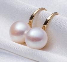 1 Pair Elegant Pearl Crystal Rhinestone Ear Stud Earrings Women Fashion Jewelry
