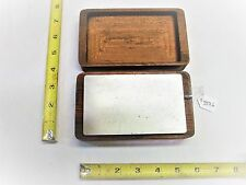"""Machine Shop Inspection Small Surface Plate 3/4"""" x 3"""" x 5"""" Made by Toolmaker USA"""
