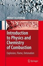 Introduction to Physics and Chemistry of Combustion : Explosion, Flame,...