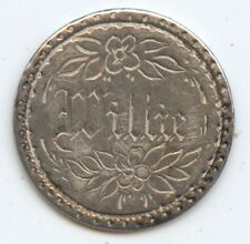 Love Token 1856 1/2 Dime (#6674) Millie. Check out the Photos.