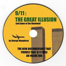 9/11 The Great Illusion - End Game of the Illuminati NWO Conspiracy DVD