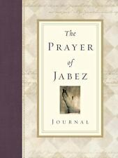 The Prayer of Jabez Journal by Bruce Wilkinson (2001, Paperback)