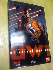 MARVEL/SOLEIL  UW1 Universal War One  HC FREE Ship US