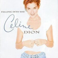 Falling into you Céline Dion MUSIC CD