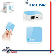 ADATTATORE MICRO NANO ROUTER WIRELESS 150 SMART TV DECODER WAN TP-LINK TL-WR702N