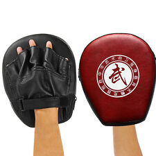 1pcs PU Focus Boxing Punch Mitts Training Pad for MMA Karate Muay Thai Kick New