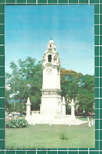 CWC   Postcards   Malaya   1950s Birch Memorial Clock Tower, Ipoh #3320 NearMint