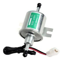 12V Heavy Duty Electric Fuel Pump Metal Intank Solid Petrol Car Accessories