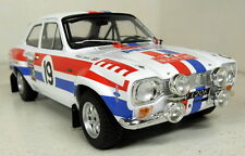 Triple9 1/18 Scale Ford Escort MK1 Monte Carlo Rally 1972 diecast model car