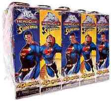 Heroclix DC Superman Sealed Brick 10 Boosters New