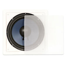 "Blue Octave LW10 In Wall 10"" Passive Subwoofer Speaker Home Theater Sub"