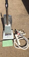 VINTAGE HOOVER U3101 CONCEPT ONE POWER DRIVE  - 70TH ANNIVERSARY MODEL! Warranty