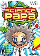 Science Papa, Good Nintendo Wii, Nintendo Wii Video Games