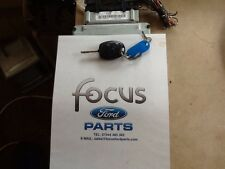 FORD FOCUS MK1- ECU 2.0L 16V ZETEC LOW MILES CODE XSU0 1998-2005