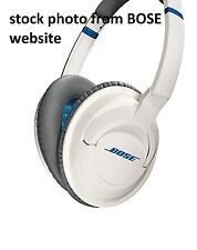 Genuine Bose SoundTrue Headphones Around-Ear Style, White (Wired)