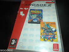 Arcade collection ultra flipper thrillride & pro flipper big race usa pc game