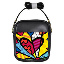 NEW ROMERO Britto for Woman Girls Sling BAG FREE Shipping