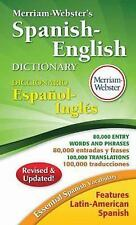 Merriam-Webster's Spanish-English Dictionary by Inc. Staff Merriam-Webster...