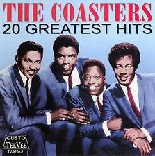 20 Greatest Hits [Deluxe] [Remaster] by The Coasters (CD, Aug-2006, Teevee...