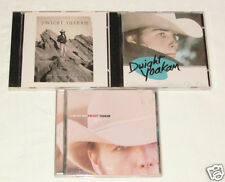 DWIGHT YOAKAM 3 CD LOT COLLECTION ALBUMS A long Way Home/Guitars Cadillacs/Hit