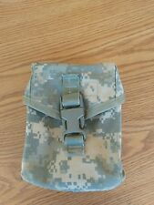 MILITARY USGI IFAK Pouch - ACU INDIVIDUAL FIRST AID KIT (IFAK) POUCH -