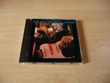 CD Eric Clapton - Timepieces - The Best of - 11 Songs - 1982