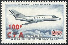 Reunion 1961 Mystere Falcon 20/Planes/Aviation/Transport/Flight/Jet 1v (n44275)