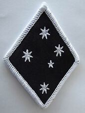 Diamond Stars of the Southern Cross embroidered cloth patch.  D0110003