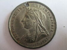 VICTORIA LONGEST REIGN COMMEMORATIVE MEDAL 1897 (33 mm)