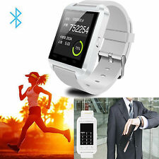 2X New Smart Wrist Watch Bluetooth For Android Samsung Galaxy ACE 4 G357 ACE 3 2