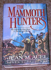The Mammoth Hunters Bk. 3 by Jean M. Auel (1985, Hardcover)