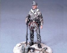 Legend 1/35 German MG 34 Machine Gunner WWII with Base [Resin Figure kit] LF0025
