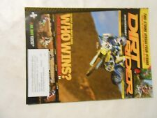 FEBRUARY 2011 DIRT RIDER MAGAZINE,6 BIKE MX SHOOTOUT ,2 VS 4 STROKE,KX,YZ,CR,KTM